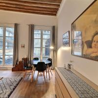 1ST PARIS - BEAUTIFUL APARTMENT - CHATELET DISTRICT