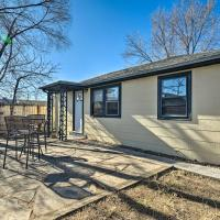 Cottage w/ Patio in the Heart of CO Springs!