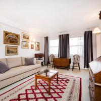 Comfortable one bedroom apartment in Notting Hill, Lambton Place near Portobello