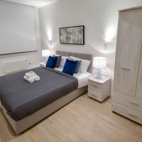 Silbury MK City Center apartment with parking