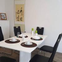 Aschaffenburg Stadtzentrum Neue Wohnung Ruhige. 阿莎芬堡市中心全新公寓