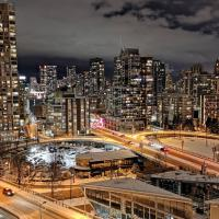 Luxury 1BR with Great View in Yaletown, DT Vancouver