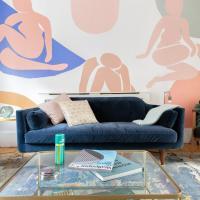 The Euston Square Escape - Modern & Central 4BDR Home