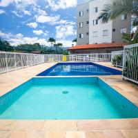 Jardim das Palmeiras, piscinas, lazer, estacionamento coberto, prox. Praia Grande