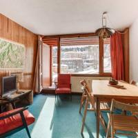 T3 located at the edge of the slopes of La Plagne