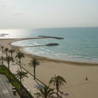 Lovely seaside apartment next to Calafell beach and Cunit beach