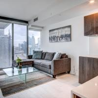 Luxury Chic 1 BR with City and Lake Views