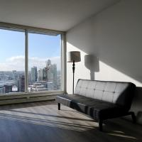 Vancouver Downtown Fantastic View Apartment 2BR
