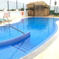 Townhouse Vejer - Pool, Patio and Air Condition
