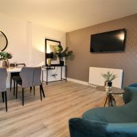 The Heron Glasgow - Luxury Apartment