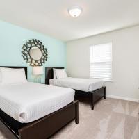 Resort 7BR Villa/Amenities/Private Pool&Spa/Near Disney, Sea World, Universal (8932)