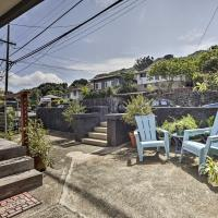 Remodeled Honolulu Apartment w/Courtyard Downtown!
