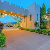Camelot Motor Lodge and Conference Centre, hotel in Palmerston North