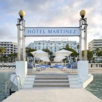 Viesnīca Hotel Martinez - in the Unbound Collection by Hyatt Kannās