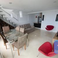Apartamento de Luxo em Ondina com Vista Mar