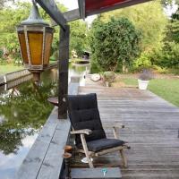 NIEUW! Fantastische villa aan het water dicht bij zee en Amsterdam