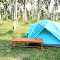 Tent Room at Tapao beach