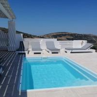 DreamCatcher, Sea view & jacuzzi/pool, Paros