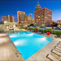Top floor cozy apartment in the heart of Atlanta