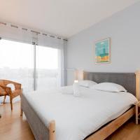 Appartement Toulouse centre avec chambre & parking