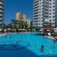 Fancy apartment in Alanya 125m2!
