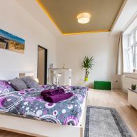Wood apartment Brno