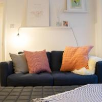 Charming 1 Bedroom Flat With Patio In Hackney