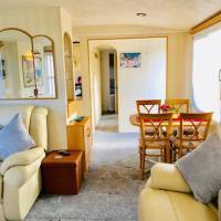 2 bedroom caravan at 5* Patrington Haven Leisure Park, East Yorkshire