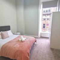 Modern Spacious Glasgow City Centre Apartment