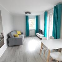 Apartament Pestka Grey