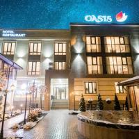 Oasis Residence, отель в Бишкеке