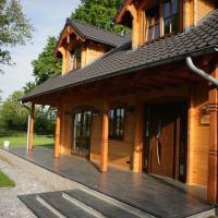 Houten Villa Dirk