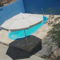 Casa de praia com piscina