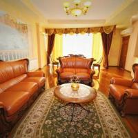 Трехкомнатная квартира в центре Киева