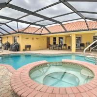 Modern Florida Oasis near Cape Coral Parkway!