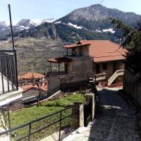Balkone in montagna(Μπαλκόνι στο Βουνό)
