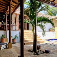 Casa Juana Barichara