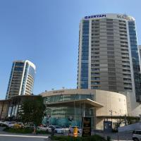 Elegant High Rise One Bedroom Condo with Direct Access to an Exclusive Shopping Mall