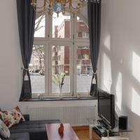 Great 5-room apartment in the heart of Düsseldorf