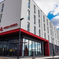 AMEDIA Express Graz Airport – hotel w pobliżu miejsca Lotnisko Graz - GRZ w mieście Feldkirchen bei Graz