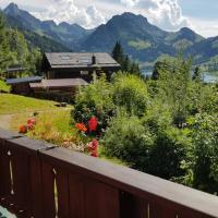 Oweda Swiss Mountain Chalet