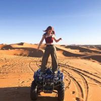Itran Desert Luxury Camp