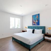 New, Spacious 3BR Home, Downtown San Jose