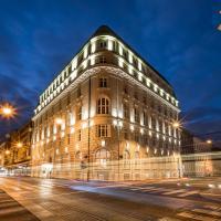 Hotel Capital, hotel in Zagreb
