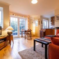 Quiet & calm apartment with garden