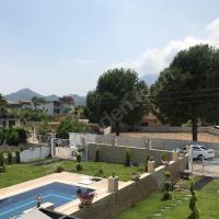Luxuriöse Villa mit Pool in Kemer