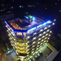 Jasmine Hotel& Sky bar