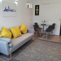 Ground Floor 1 Bed Flat , sleeps 3/4