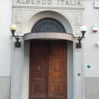 Hotel Italia, hotel in Porretta Terme