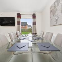 London Heathrow Living Serviced House 4 bedrooms 2 bathrooms up to 9 beds